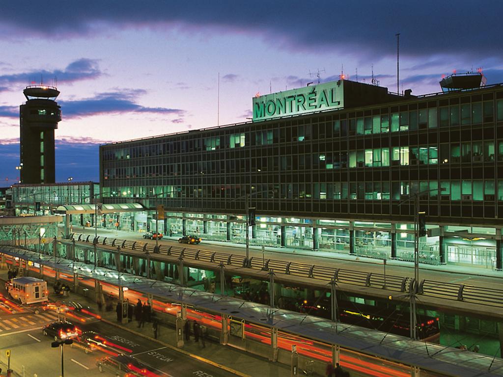Hotel A Quebec Avec Navette Pour Aeroport
