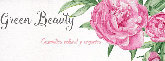 Green Beauty cosmética natural y orgánica