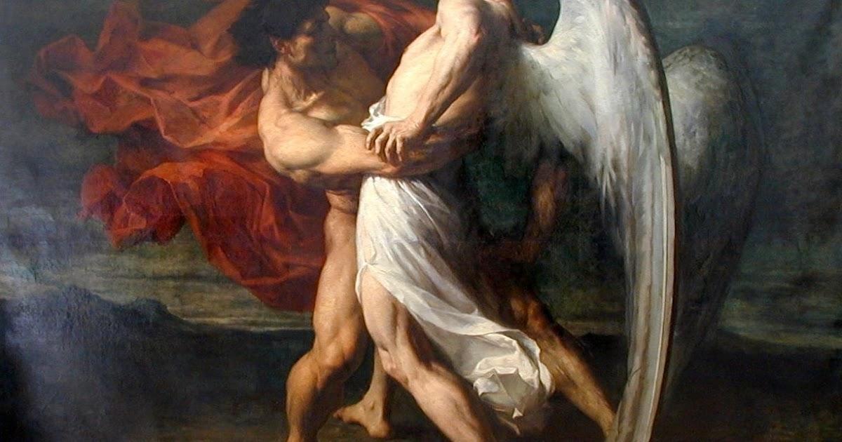 Juan Genesis 32 23 30 Jacob Lucha Contra El 193 Ngel