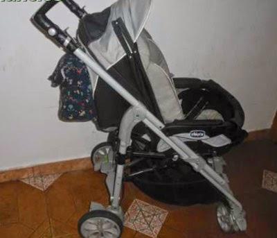 Carro de bebé segunda mano en Barcelona