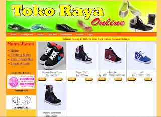 Contoh+toko+online+tugas+akhir