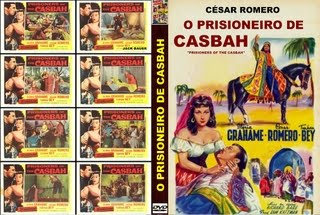 O PRISIONEIRO DE CASBAH