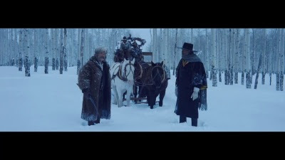 The Hateful Eight (Movie) - Teaser Trailer - Screenshot