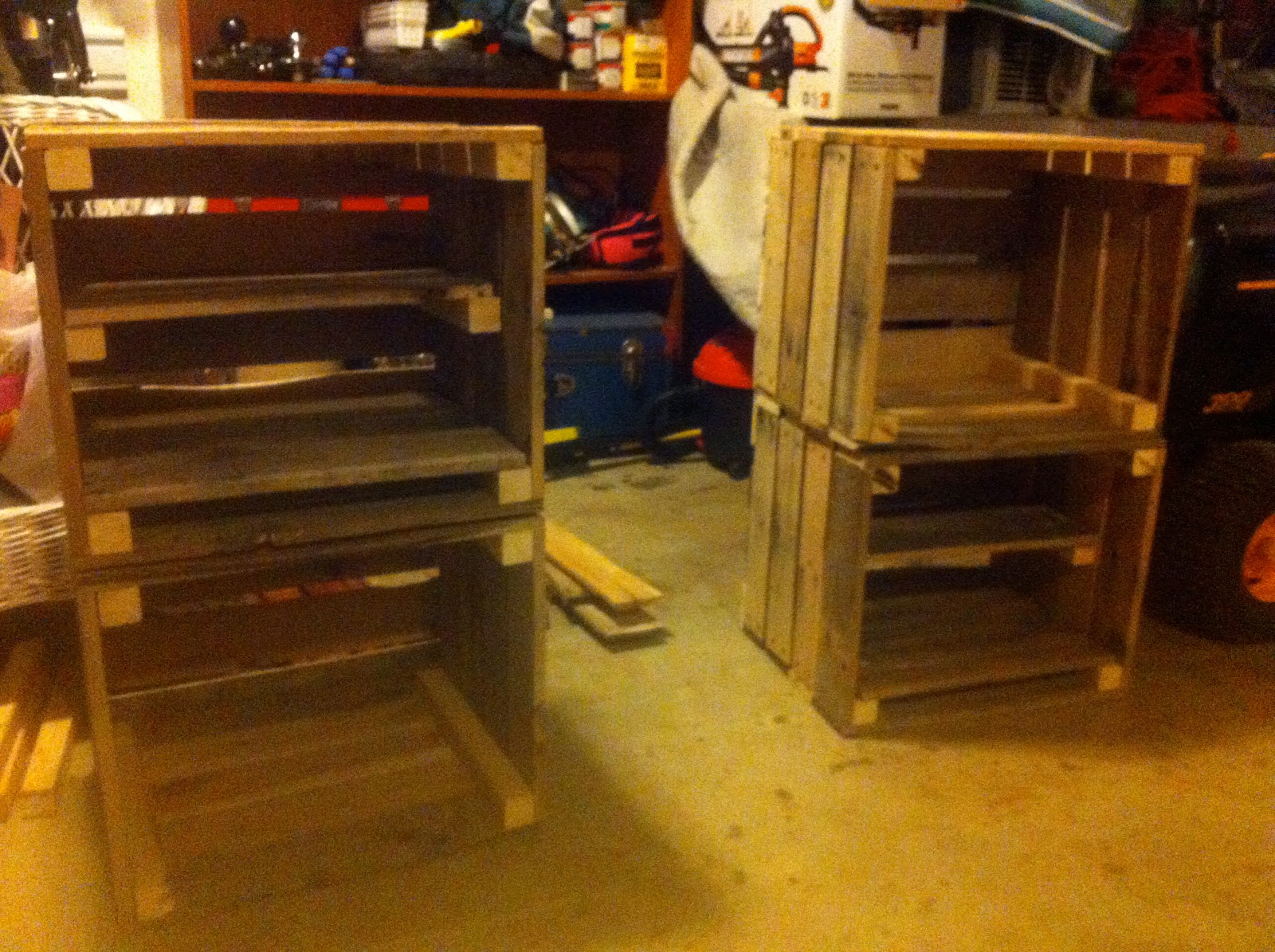 From Shipping Pallets To Record Crates Upcycling Creations Turning Trash Into Treasure