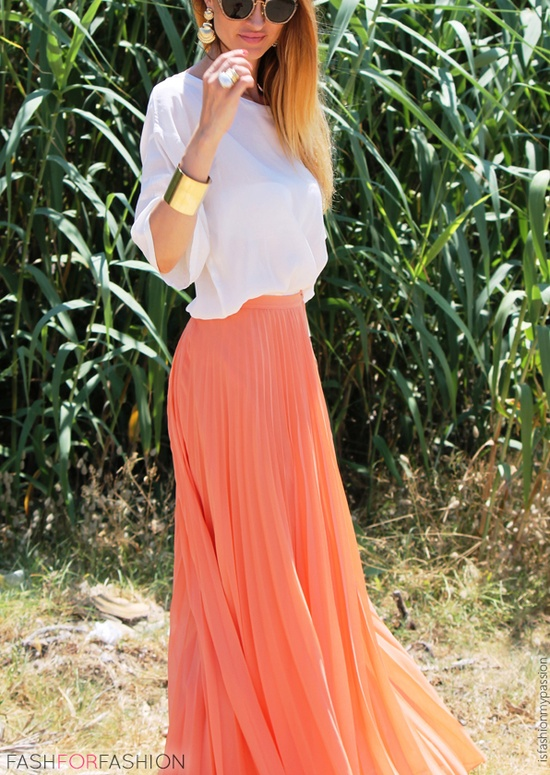 Trends: Skirts , Dresses Trends 2017-2018