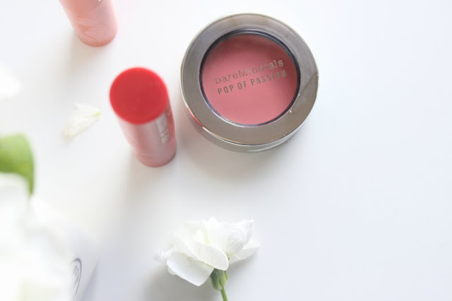 Bare Minerals Pop of Passion Blush Balms