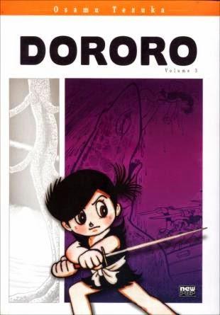 Osamu Tezuka - Dororo (volume 03)