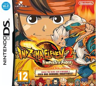 Inazuma Eleven 2 - Tempesta di Fuoco