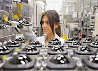 Bosch produce senzorul radar cu numarul un milion