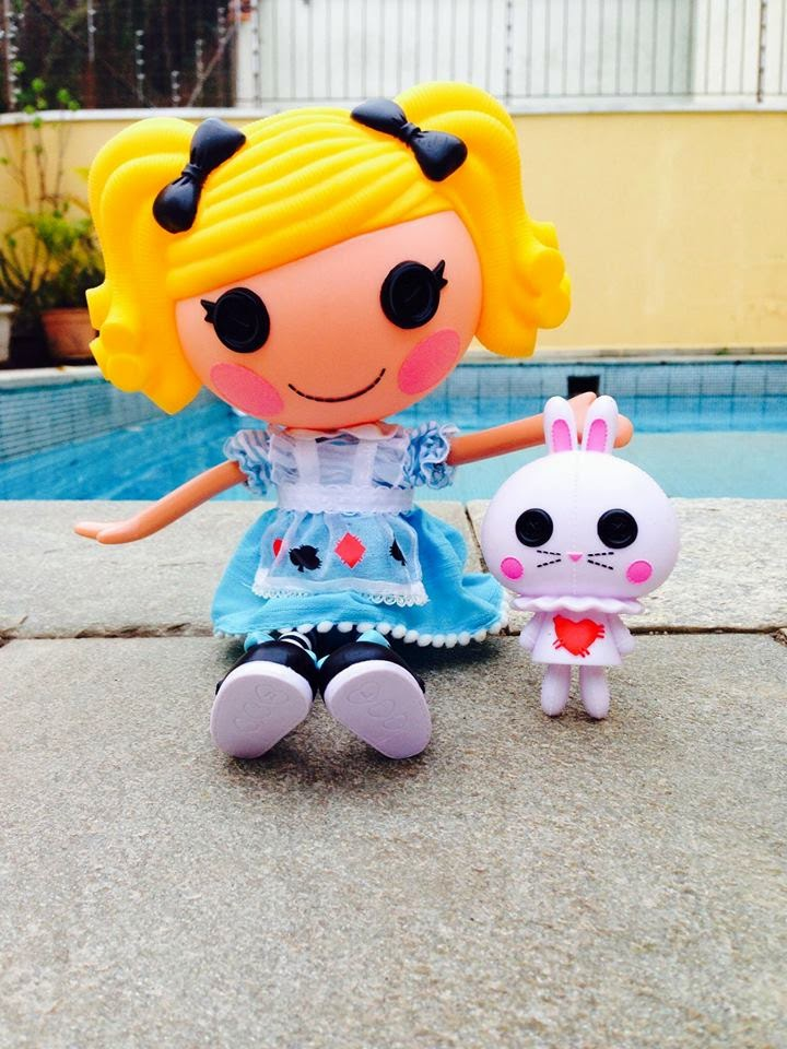 Alice in Lalaloopsy - Sew Magical! Sew Cute!