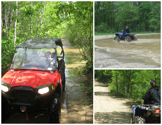 family ATV adventure