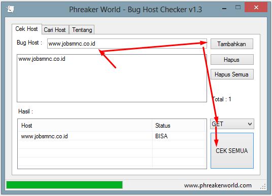 bug-host-checker-v1.3 | TrikAllOperator
