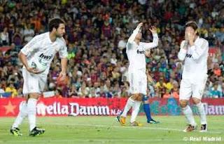 Barca vs Madrid in Camp Nou