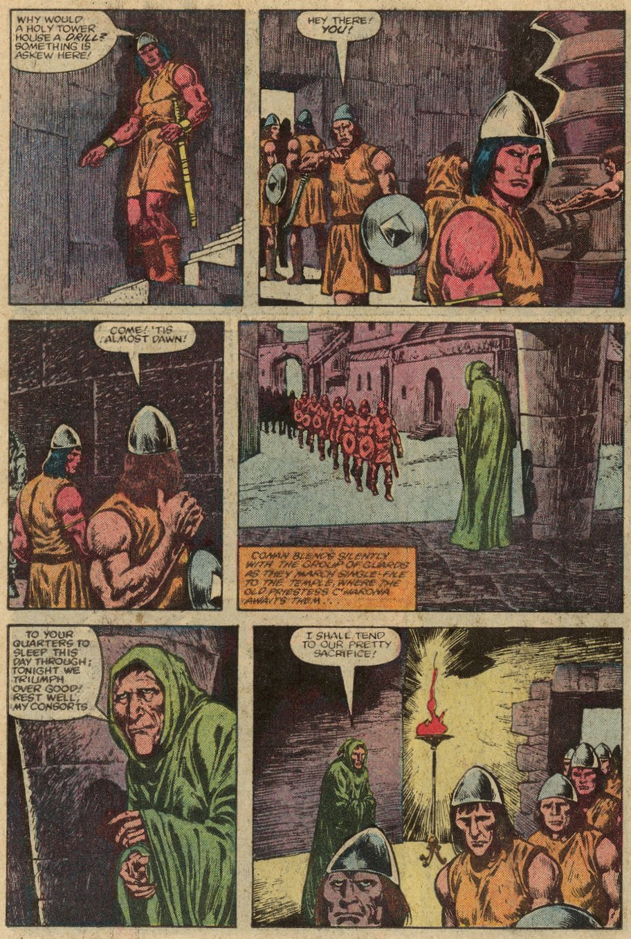 Conan the Barbarian (1970) Issue #147 #159 - English 15