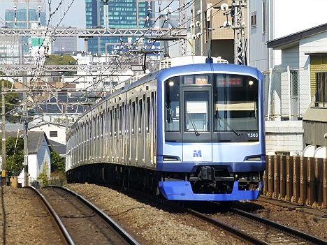 東急東横線 特急 元町・中華街行き5 Y500系(廃止)
