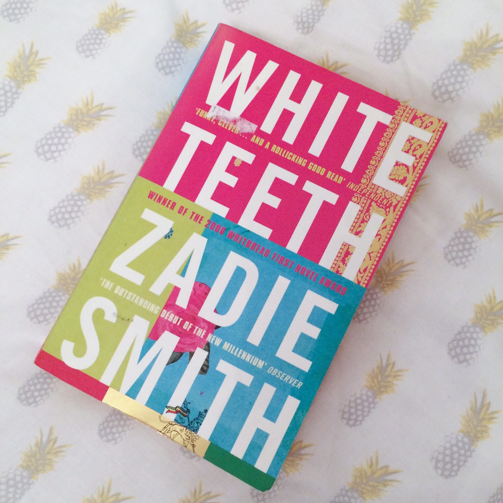 White Teeth Book Review