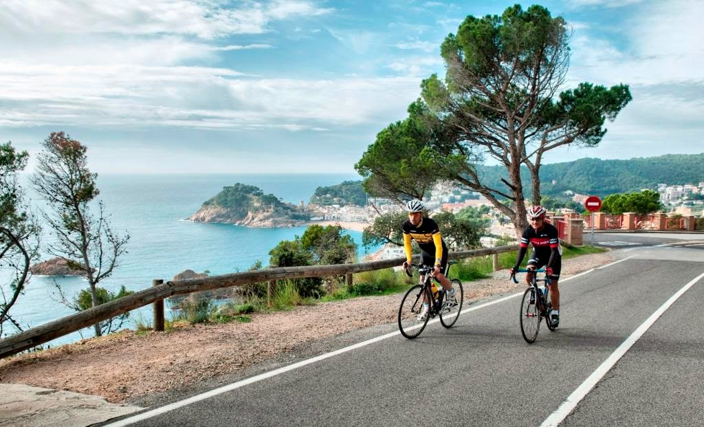 Cycling Costa Brava
