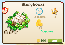 Farmville Storybook Crop