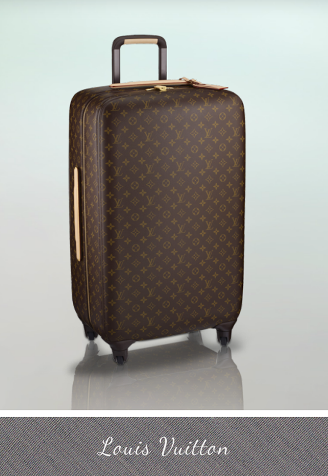 Louis Vuitton Monogram Suitcase, Zephyr luggage