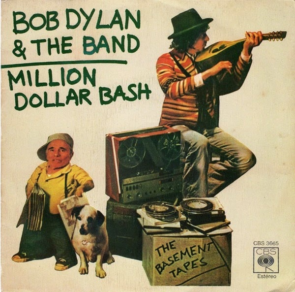 revolution rock bob dylan the band the basement tapes unravelled