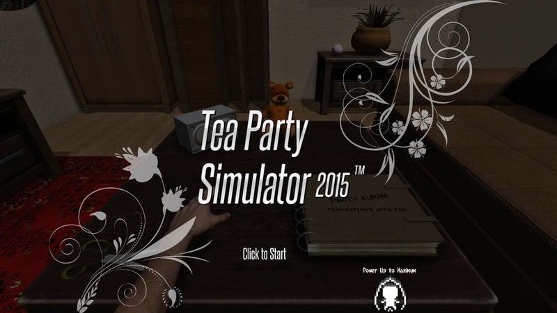 Tea Party Simulator 2015 (Ingles)