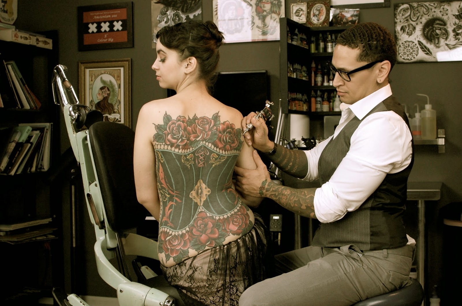 ink it up traditional tattoos interview with tattoo
