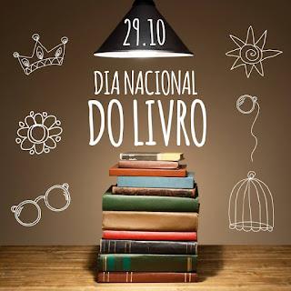 DIA NACIONAL DO LIVRO - 29/10