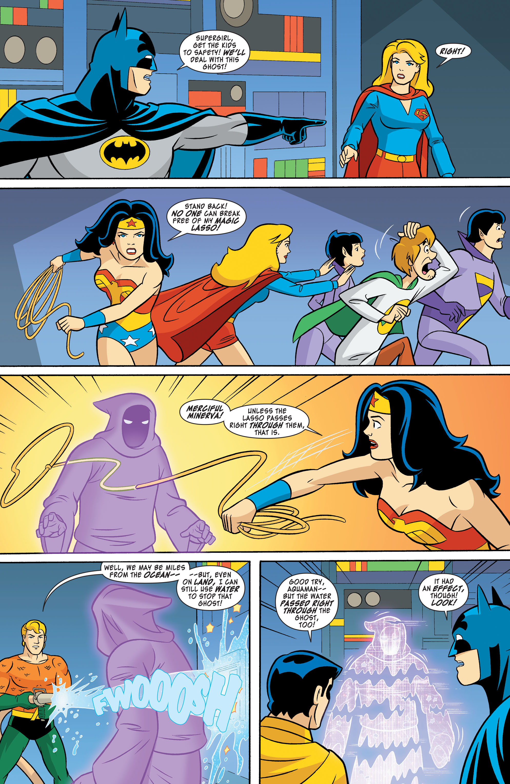 Read online Scooby-Doo! Team-Up comic -  Issue # _Special - 19