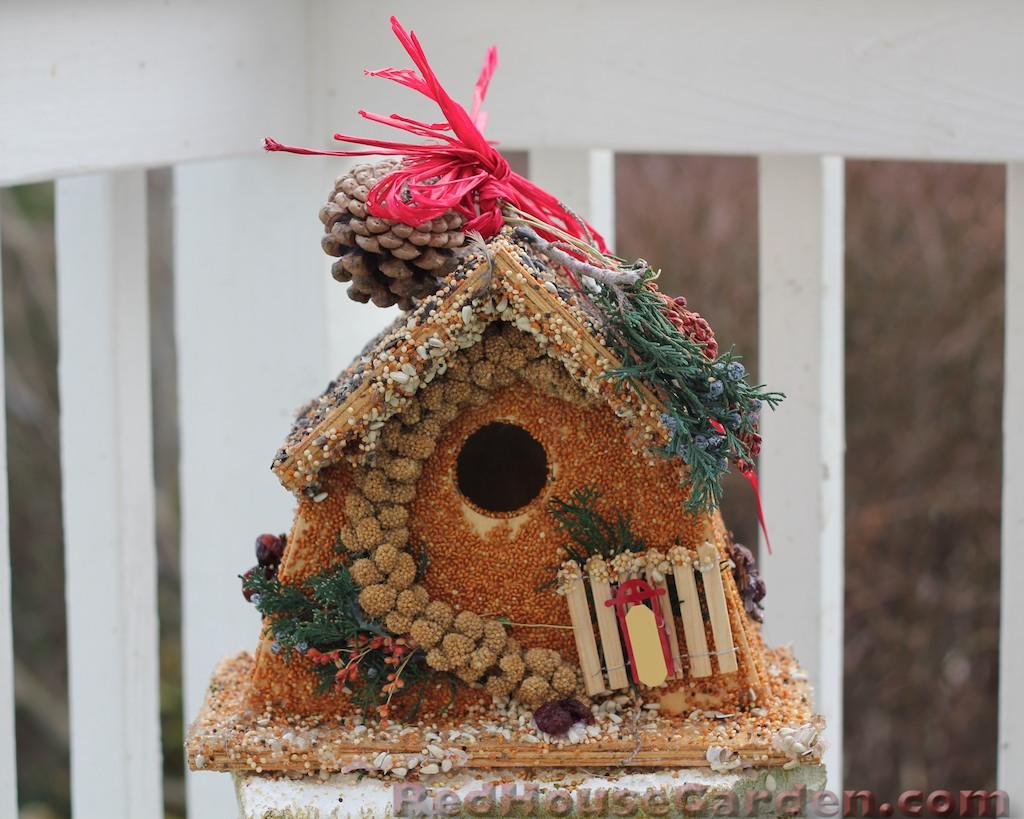 How to make a bird house - How To Make A Bird House 5