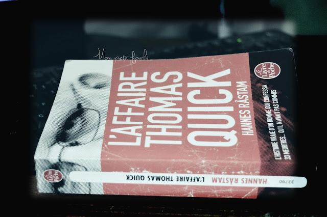 Présentation livre : L'affaire de Thomas Quick par Hannes Rastam