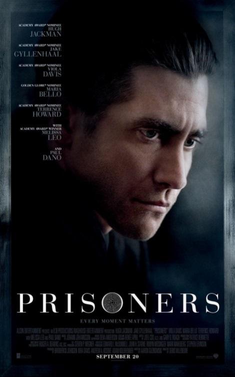 Prisoners Jake Gyllenhaal Poster