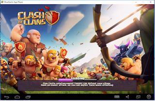 Cara Bermain Game COC (Clash of Clans) Pada PC atau Laptop