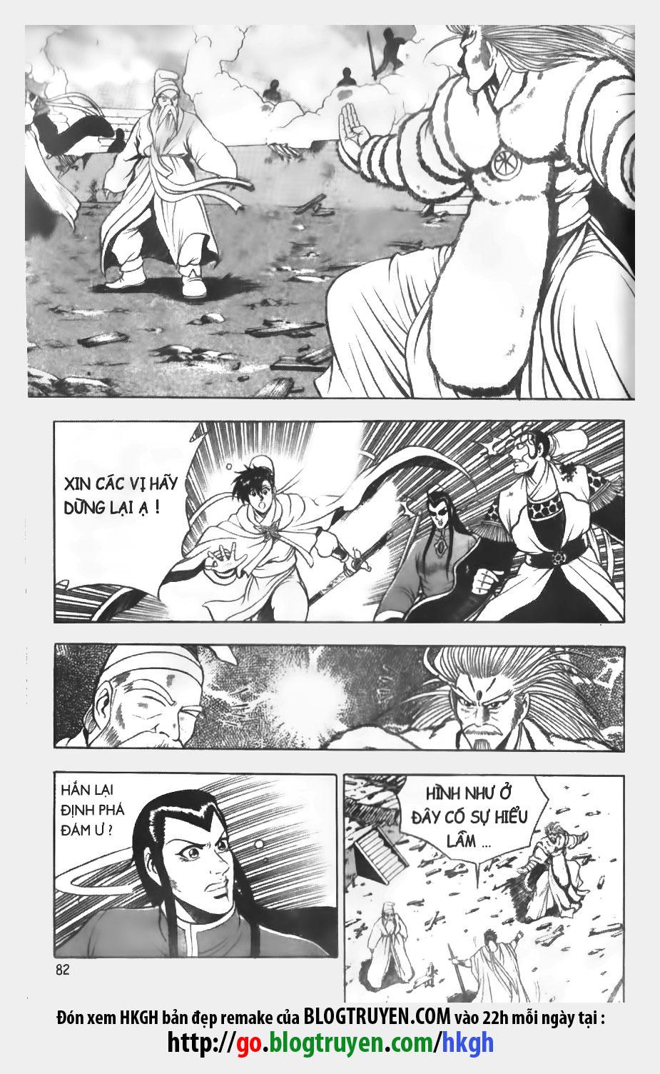 Hiệp Khách Giang Hồ chap 64 page 21 - IZTruyenTranh.com