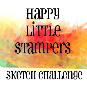 Happy Little Stampers Sketch