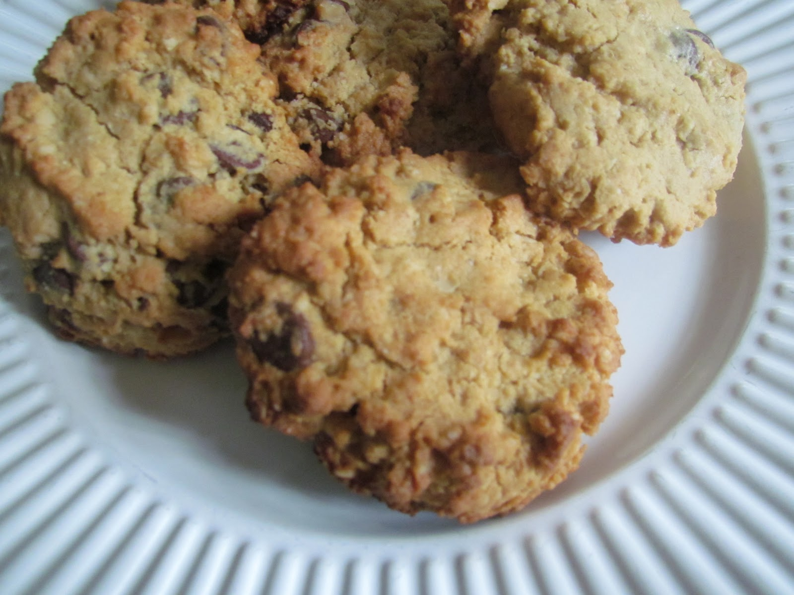Kraft Peanut Butter Oatmeal Chocolate Chip Cookies