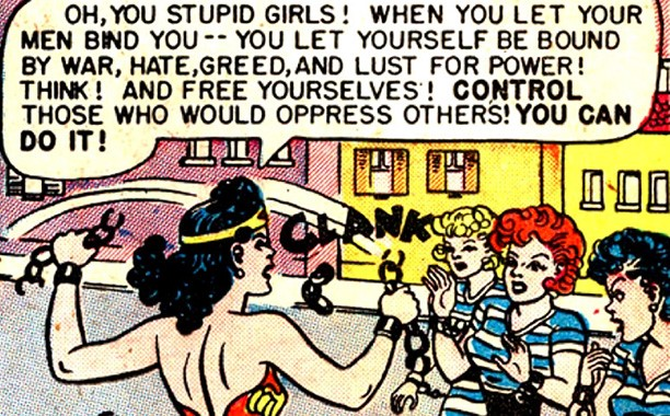 Why I Won't be Seeing Wonder Woman -