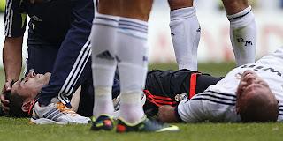 """Iker Casillas: """"No recuerdo la jugada. Sé que salí a por el balón y que choco con Pepe, pero nada más"""""""