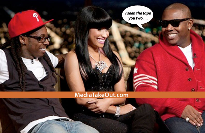 Nicki minaj sex tape with lil wayne images 5