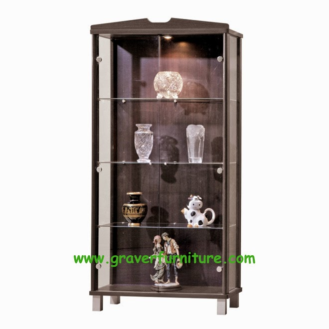 Lemari Display LHK 2890 Graver Furniture