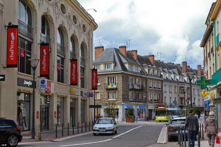 Mam ailleurs vreux centre ville - Piscine la madeleine evreux ...