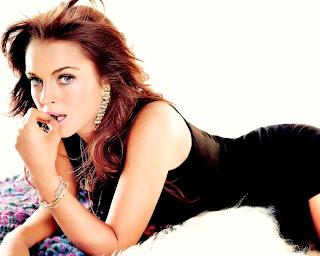 Lindsay Lohan wallpaper