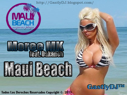 Moree Mk Ft. Dakaneh - Maui Beach (Original Spanish Mix)