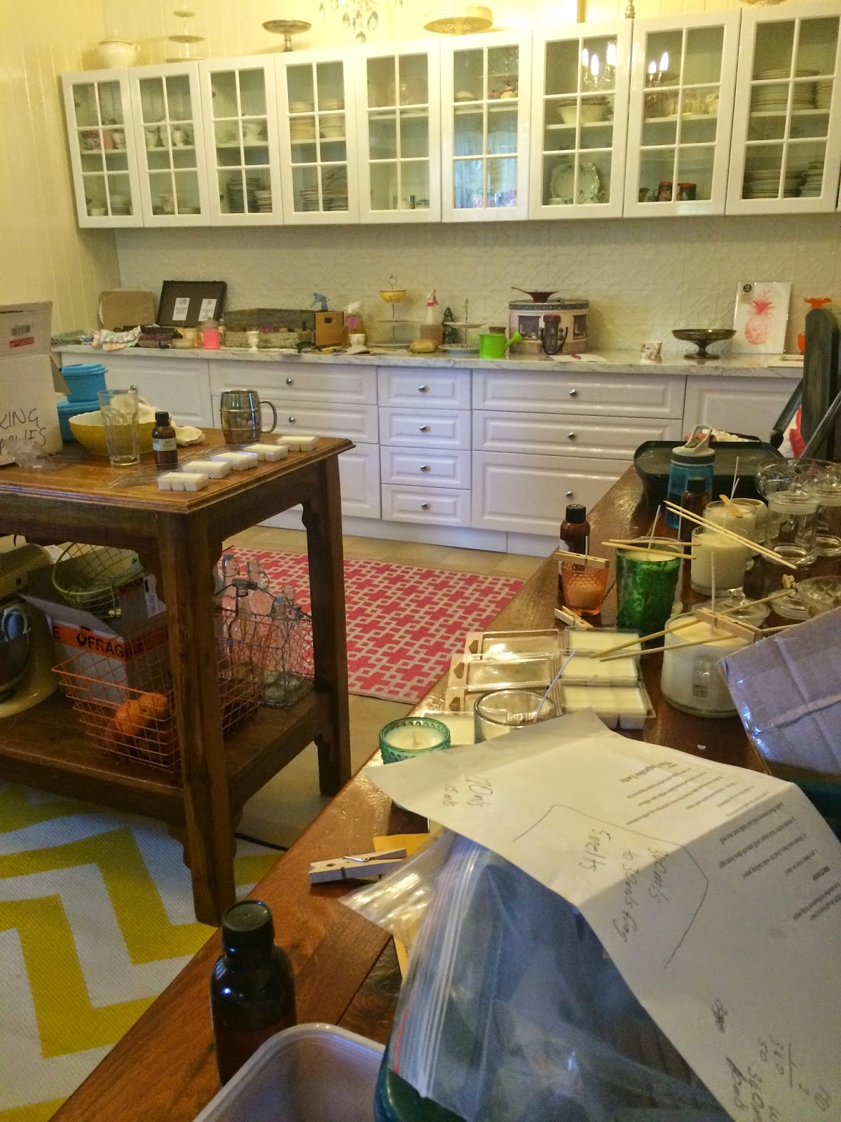 how to sell old messy house