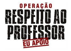 Respeito ao Professor