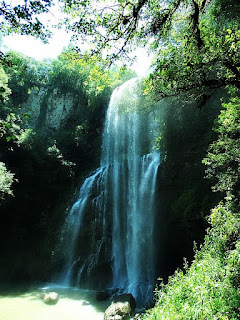 Cascata dos Molin, em Ana Rech