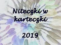 Niteczki w karteczki 2019
