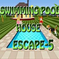 Swimming Pool House Escape 5 Walkthrough