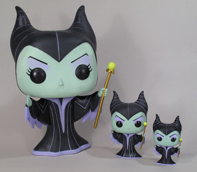 First Look: Maleficent Mini Disney Pop! Vinyl Figure Prototype