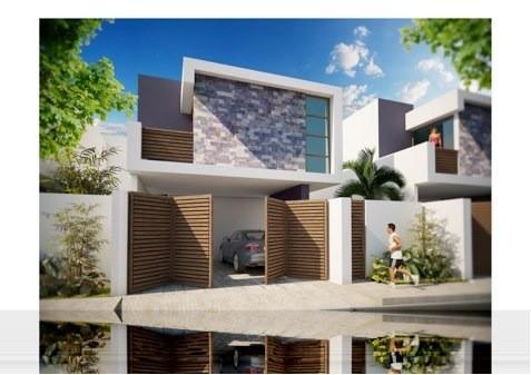 Fachadas contempor neas elegante residencia contempor nea for Fachadas minimalistas con balcon