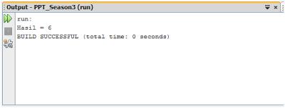 Contoh Tipe Data Integer (Java)